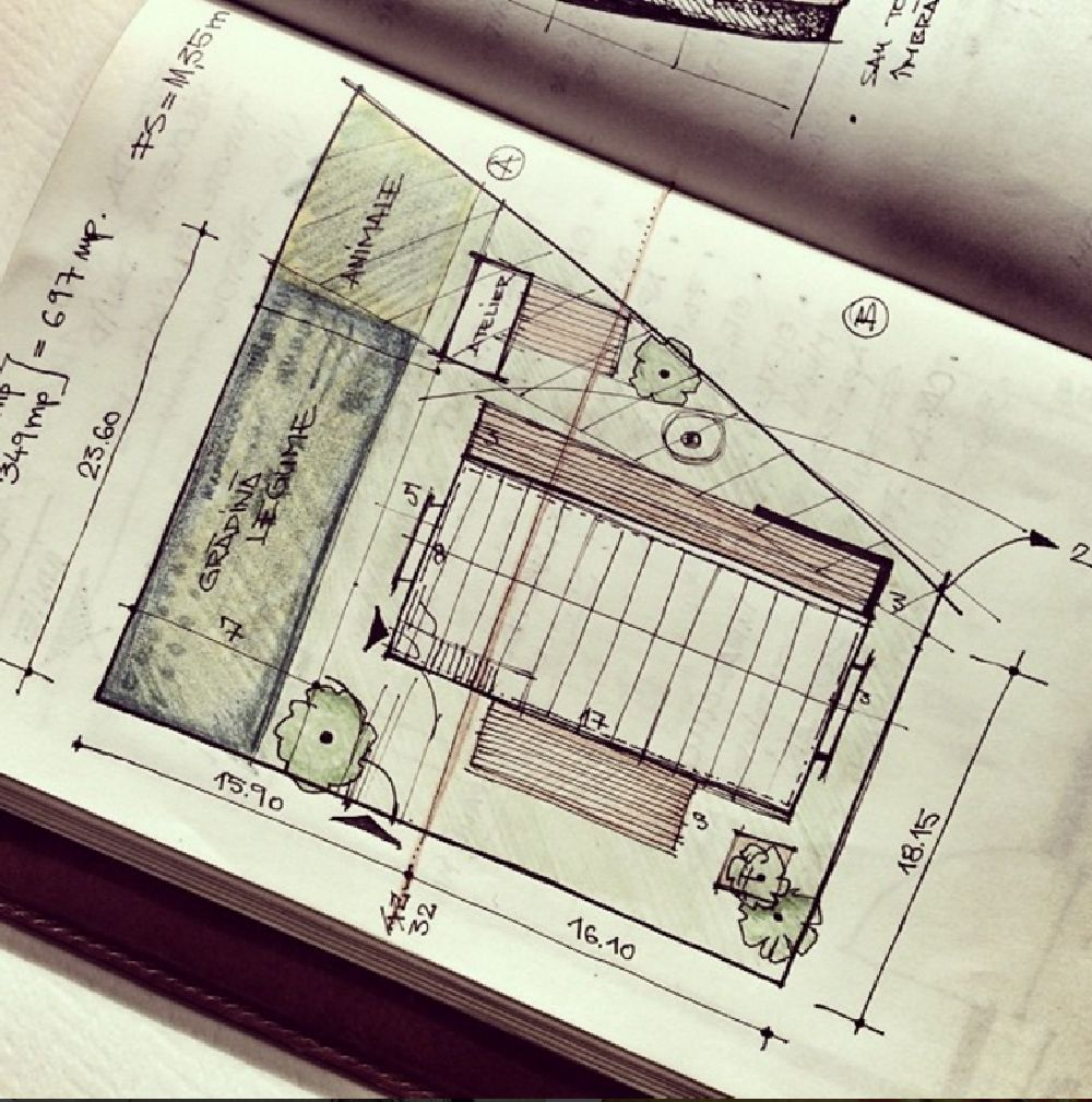 adelaparvu.com despre casuta din lemn pentru gradina construita cu unelte Bosch, design Stefan Lazar, Foto Stefan Lazar (39)