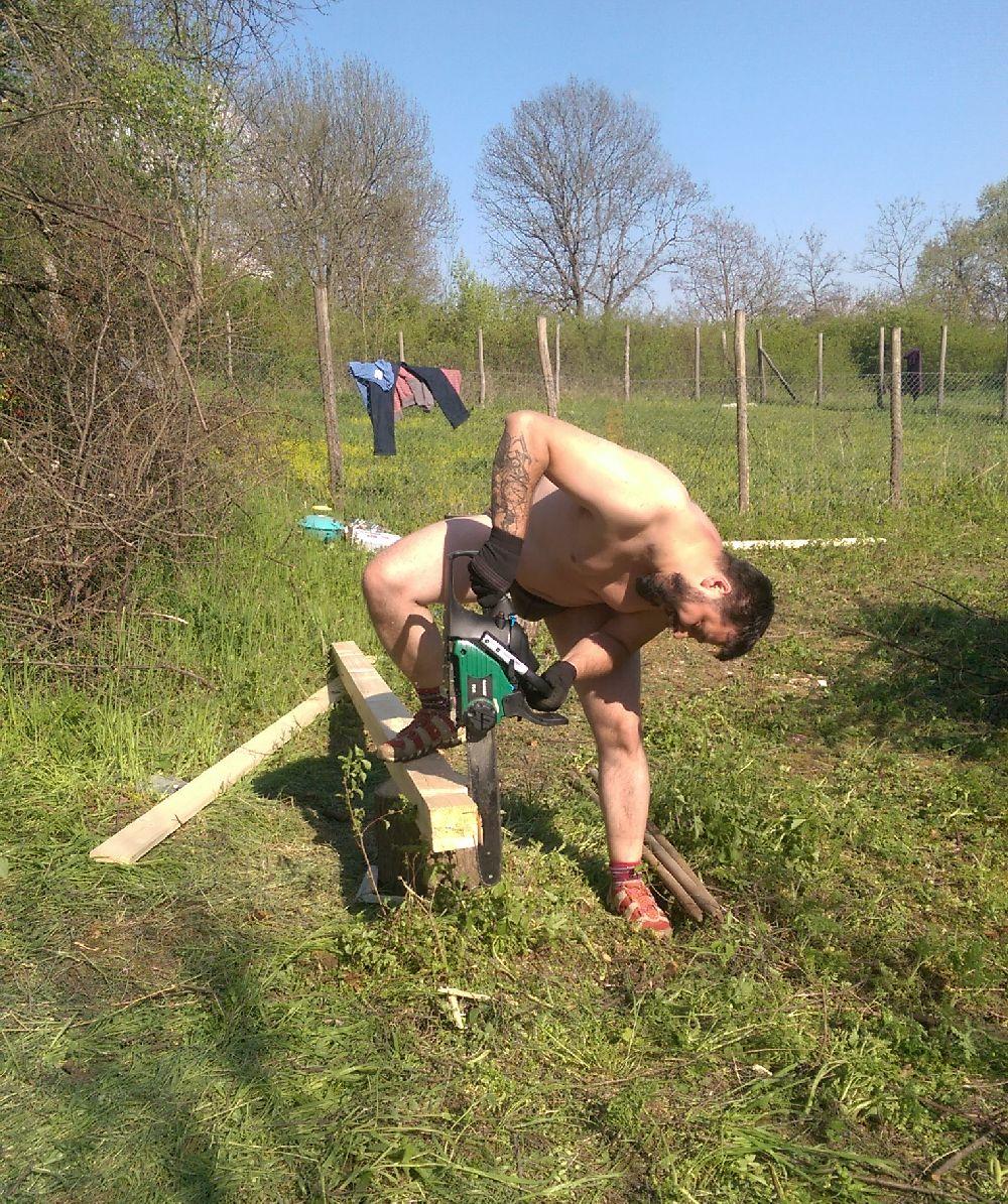 adelaparvu.com despre casuta din lemn pentru gradina construita cu unelte Bosch, design Stefan Lazar, Foto Stefan Lazar (40)
