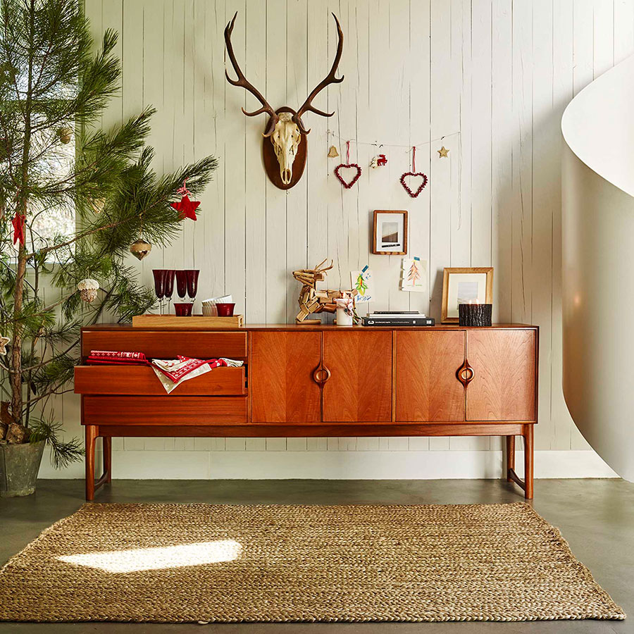 adelaparvu.com despre decor de Craciun in spirit nordic, colectia Zara Home Christmas 2015 (15)