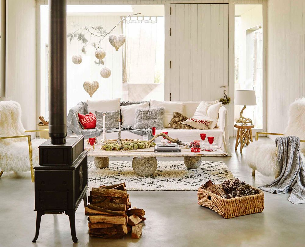 adelaparvu.com despre decor de Craciun in spirit nordic, colectia Zara Home Christmas 2015 (7)