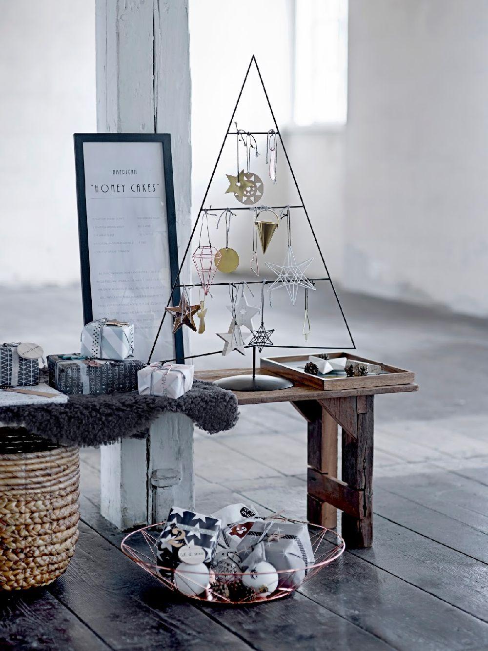 adelaparvu.com despre decoratiuni de Craciun in stil scandinav, produse Somproduct (10)