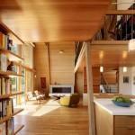 adelaparvu.com despre extindere de casa cu lemn in stil contemporan, Manzanita Drive Remodel, Burton Architecture, Foto Cesar Rubio (6)