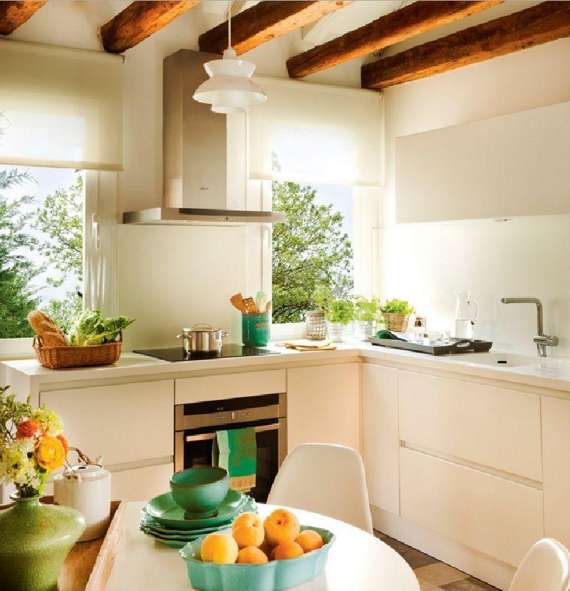 adelaparvu.com despre locuinta la mansarda cu camere mici, design interior P.Apls Arquitectos, Foto ElMuelbe (10)