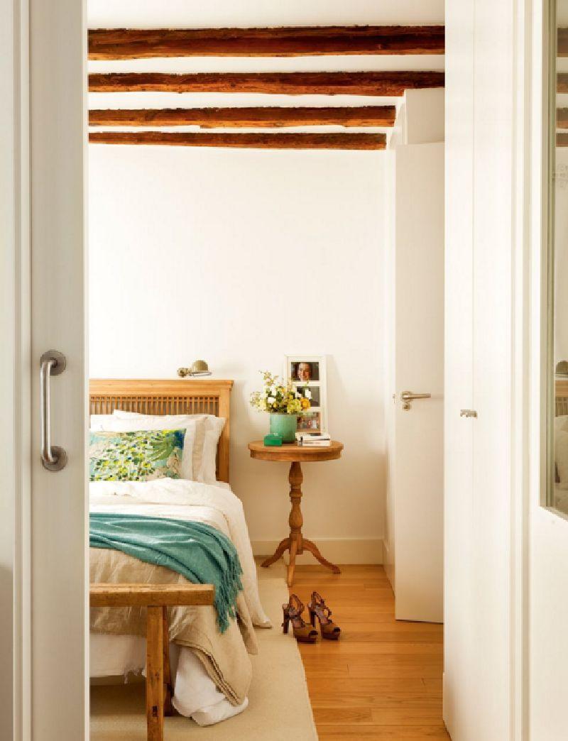 adelaparvu.com despre locuinta la mansarda cu camere mici, design interior P.Apls Arquitectos, Foto ElMuelbe (12)