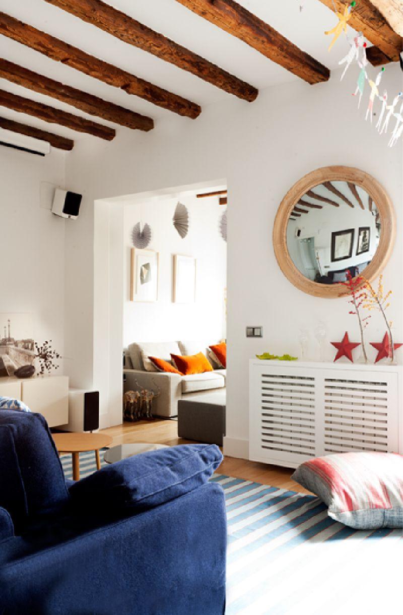 adelaparvu.com despre locuinta la mansarda cu camere mici, design interior P.Apls Arquitectos, Foto ElMuelbe (14)
