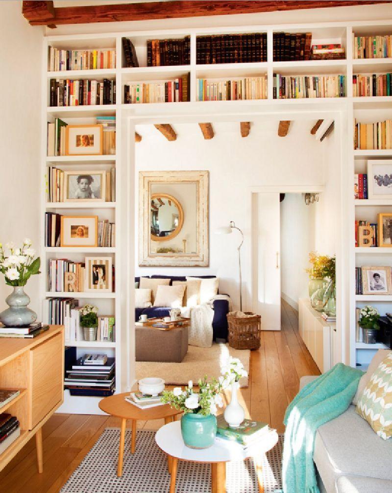 adelaparvu.com despre locuinta la mansarda cu camere mici, design interior P.Apls Arquitectos, Foto ElMuelbe (8)