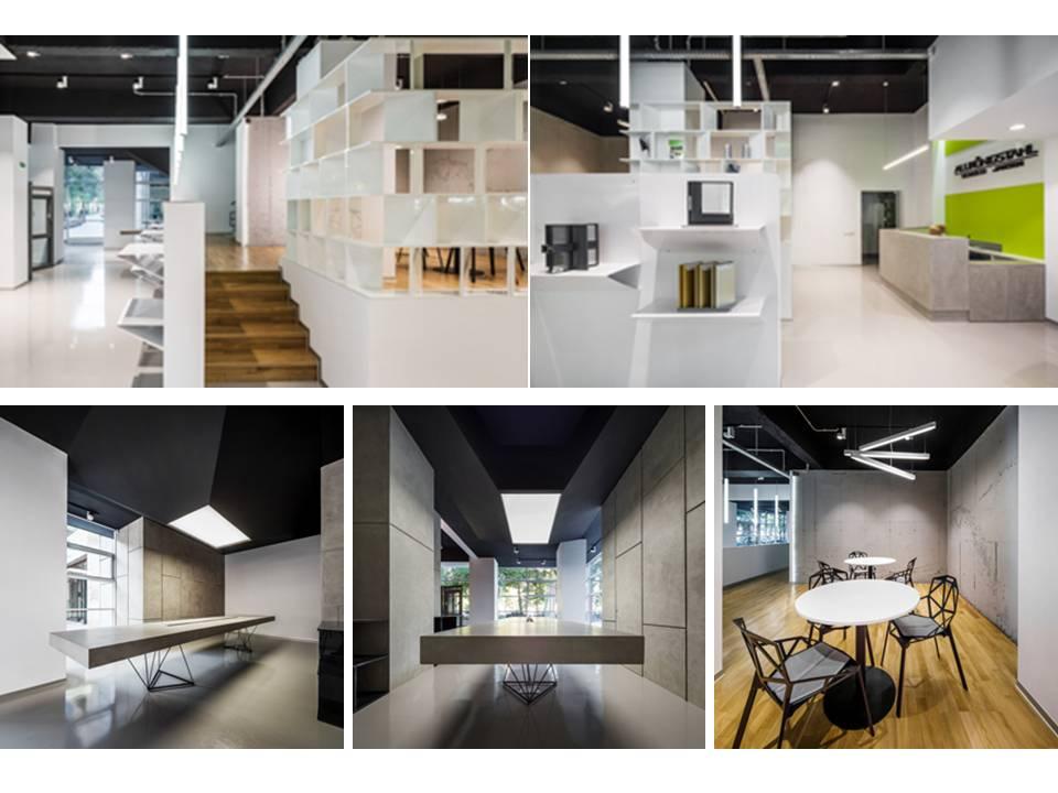 adelaparvu.com despre premiile Elle Decoration 2015, Cea mai buna amenajare a unui spatiu de birou de comanie, design Mana de Lucru