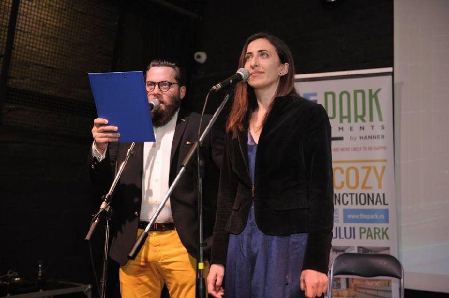 adelaparvu.com despre premiile Elle Decoration 2015, Cosmin Tudoran si Ileana Raducanu