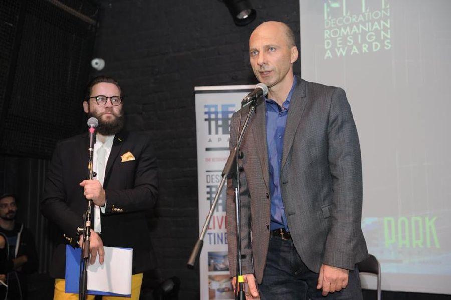 adelaparvu.com despre premiile Elle Decoration 2015, Dragos Bonea CEO Delta Studio