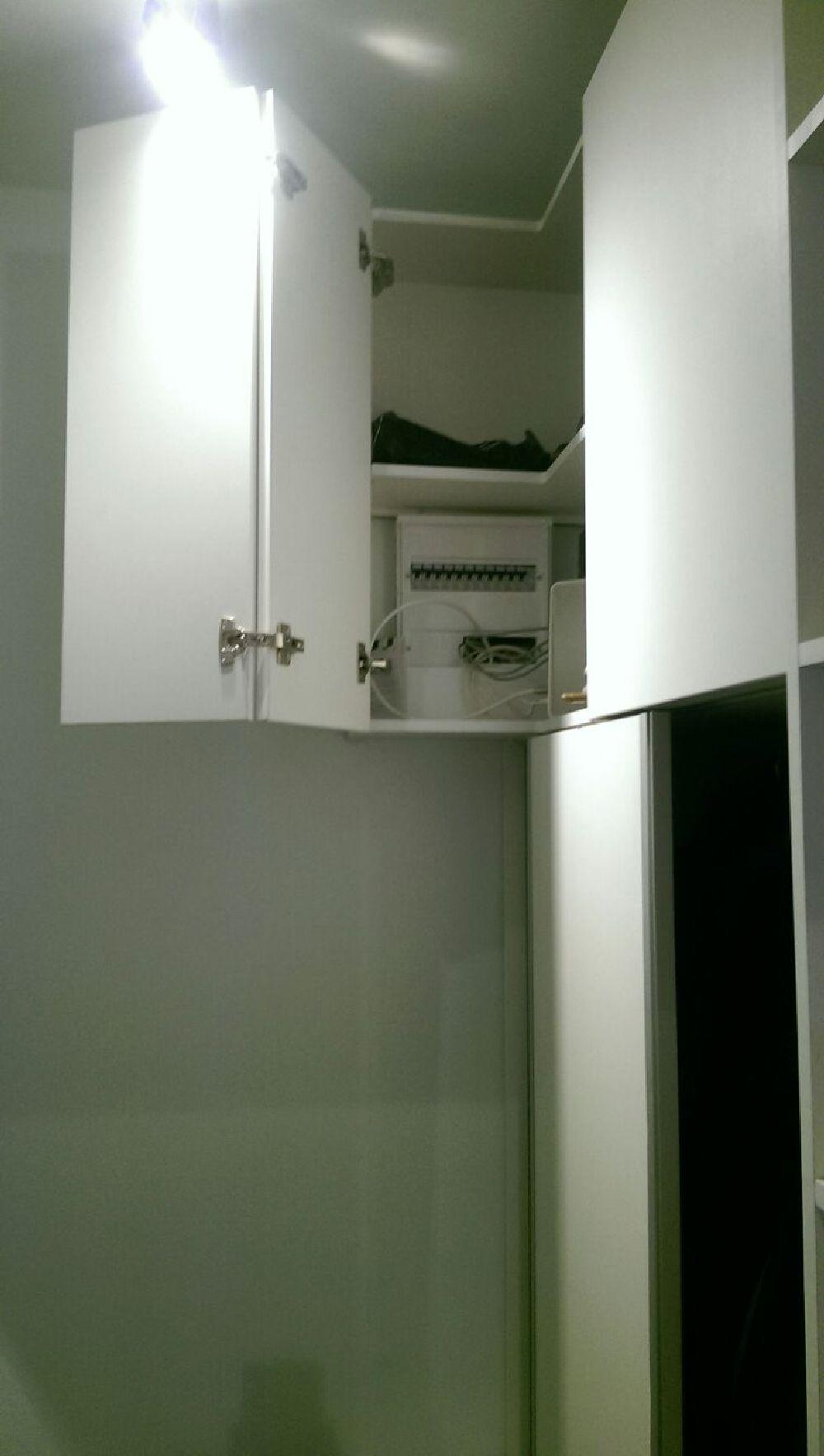 adelaparvu.com despre renovare apartament 2 camere Bucuresti, arh Andreea Besliu (29)