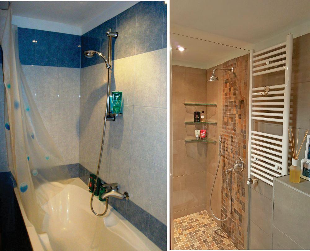 adelaparvu.com despre renovare apartament 2 camere Bucuresti, arh Andreea Besliu (4)