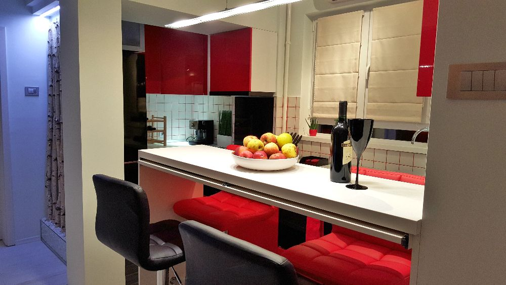 adelaparvu.com despre renovare apartament 2 camere Bucuresti, arh Andreea Besliu (7)
