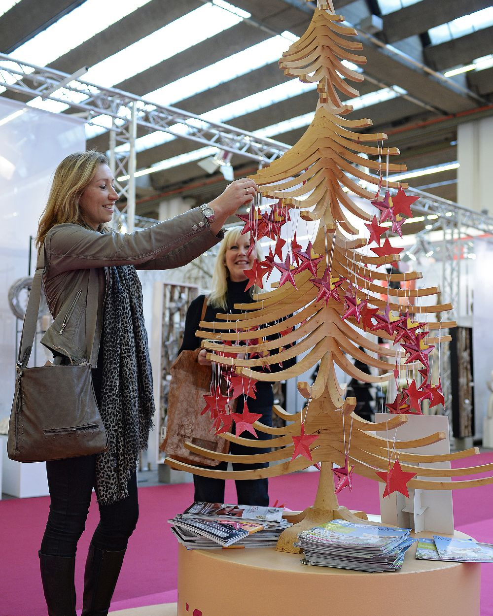 adelaparvu.com despre tendintele Christmasworld 2015, tendite de Craciun