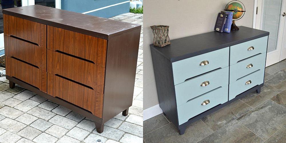 adelaparvu.com vopsea decorativa pentru PAL, lemn, sticla, metal Americana Decor Chalk Paint de la magazinul Culori si Idei (10)