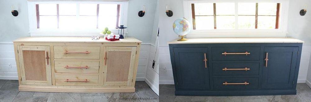 adelaparvu.com vopsea decorativa pentru PAL, lemn, sticla, metal Americana Decor Chalk Paint de la magazinul Culori si Idei (12)
