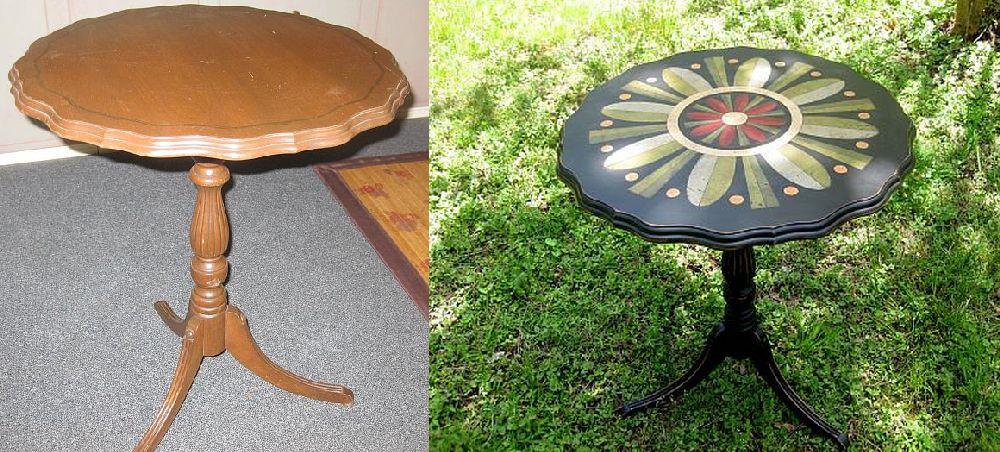 adelaparvu.com vopsea decorativa pentru PAL, lemn, sticla, metal Americana Decor Chalk Paint de la magazinul Culori si Idei (15)