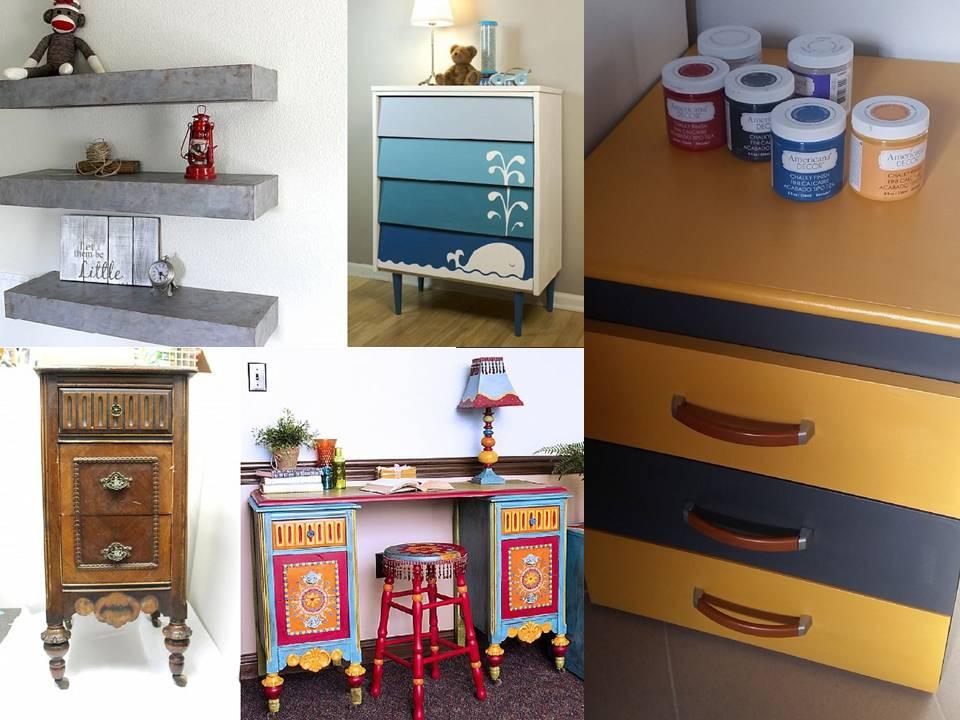 adelaparvu.com vopsea decorativa pentru PAL, lemn, sticla, metal Americana Decor Chalk Paint de la magazinul Culori si Idei (29)