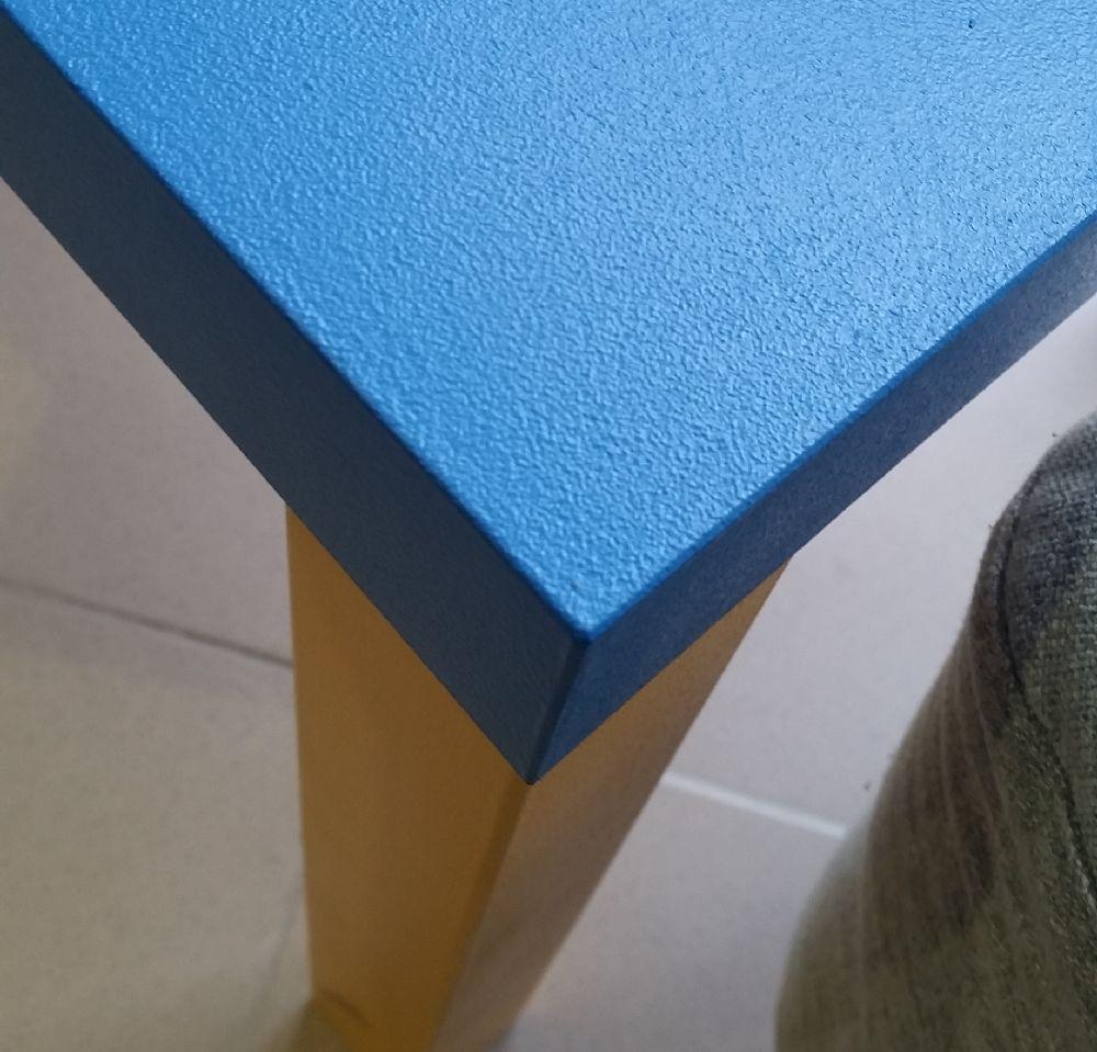 adelaparvu.com vopsea decorativa pentru PAL, lemn, sticla, metal Americana Decor Chalk Paint de la magazinul Culori si Idei (3)