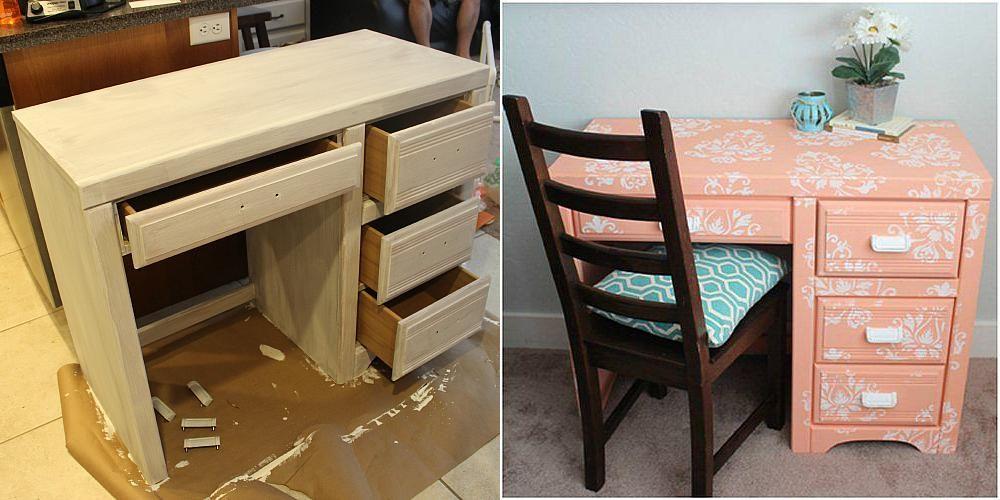 adelaparvu.com vopsea decorativa pentru PAL, lemn, sticla, metal Americana Decor Chalk Paint de la magazinul Culori si Idei (7)