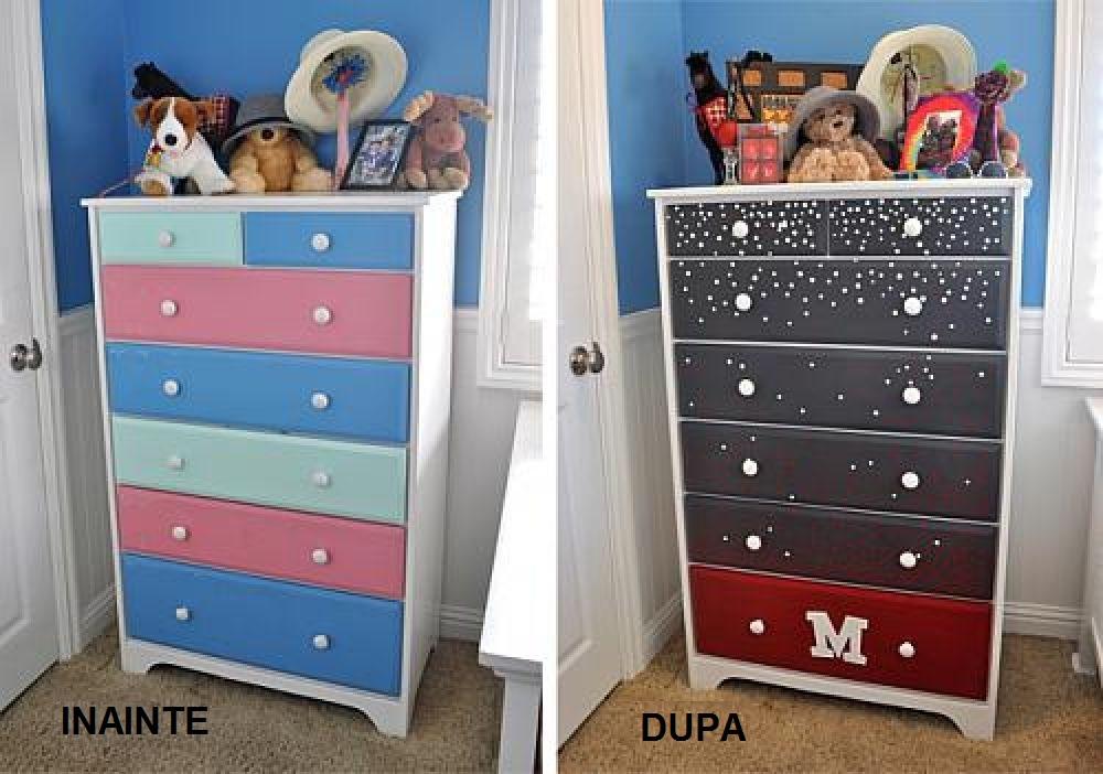 adelaparvu.com vopsea decorativa pentru PAL, lemn, sticla, metal Americana Decor Chalk Paint de la magazinul Culori si Idei (9)