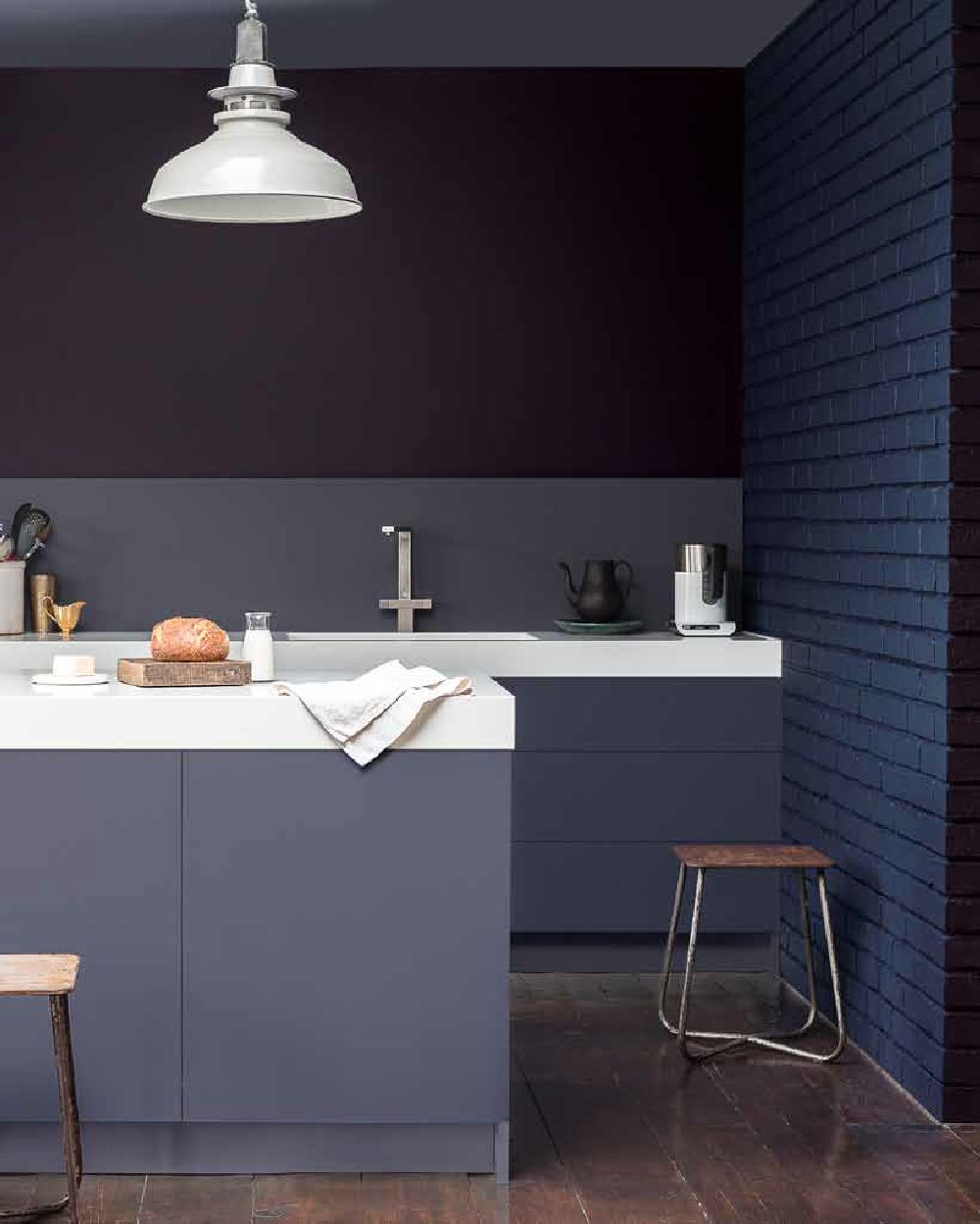 adelaparvu.com Color Trends 2016, Dark and light Trend from Dulux, Foto ColourFutures (9)