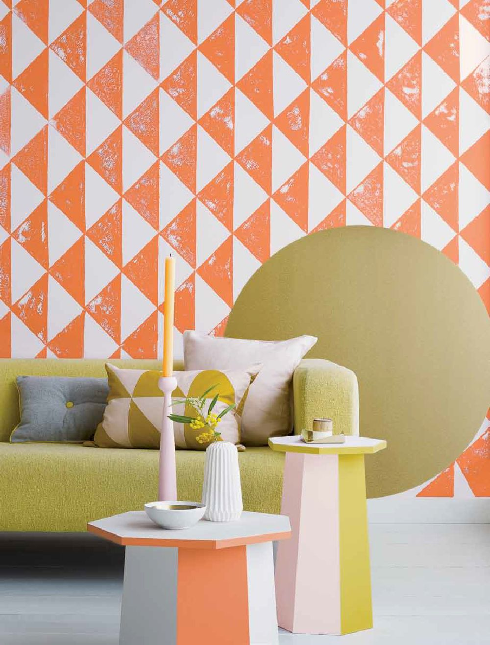 adelaparvu.com Color Trends 2016, The Grid and Letting go Trend from Dulux, Foto ColourFutures (3)