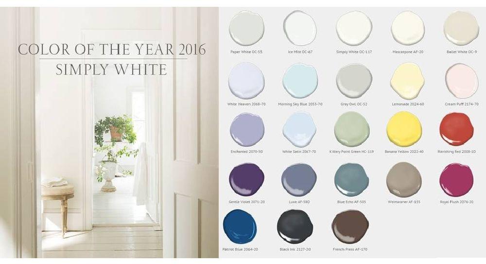 adelaparvu.com despre Color Trends 2016, Benjamin Moore, Foto Benjamin Moore (5)