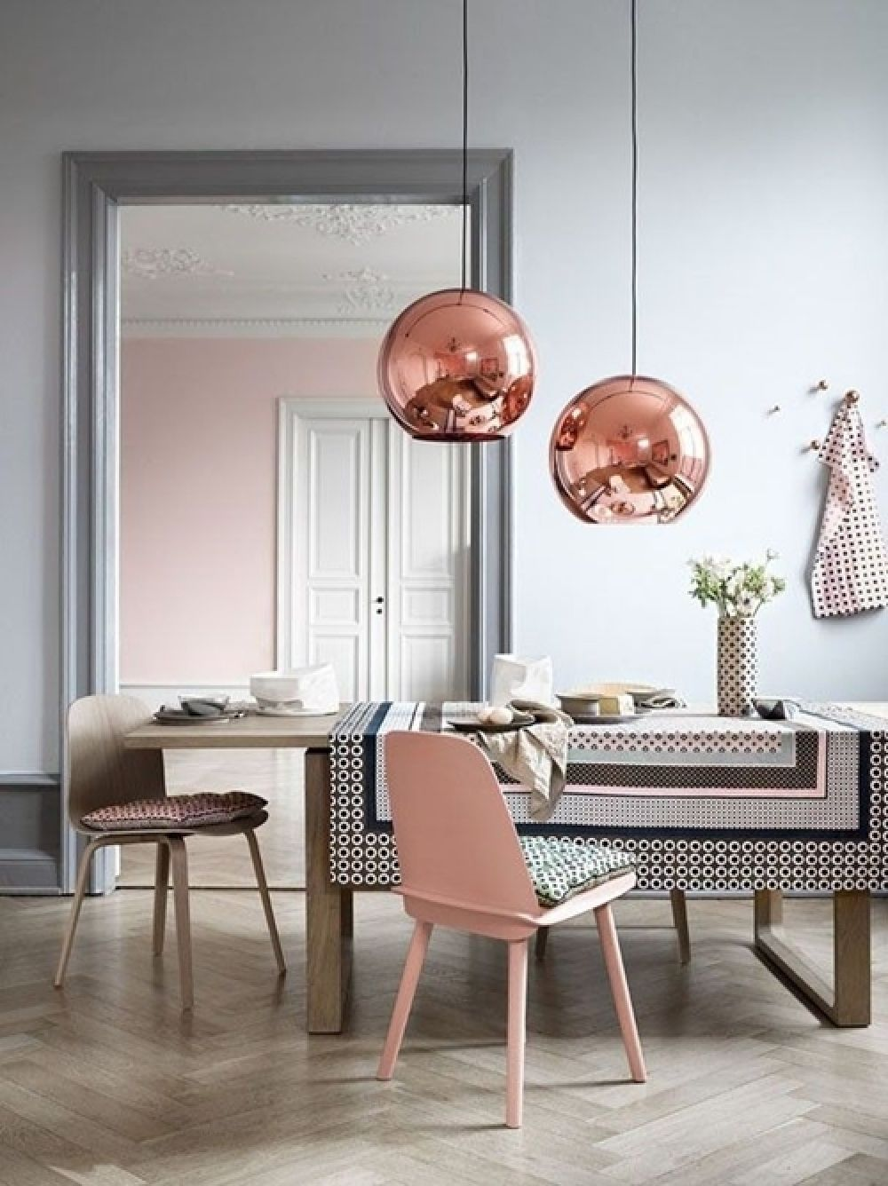 adelaparvu.com despre Color of the year 2016, Pantone, Light Copper Tom Dixon, Foto Ohm-Light (2)