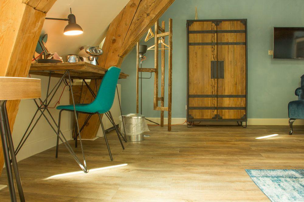 adelaparvu.com despre Interior Design Trends 2016, Domotex, Foto Moduleo Impress Country Oak 54852, IVC