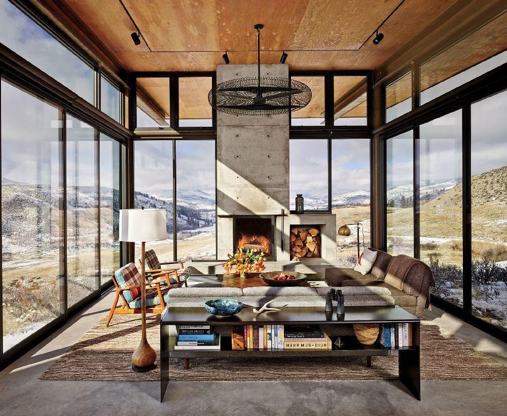 adelaparvu.com despre Interior Design Trends 2016, Foto AD, Arch Olson Kundig