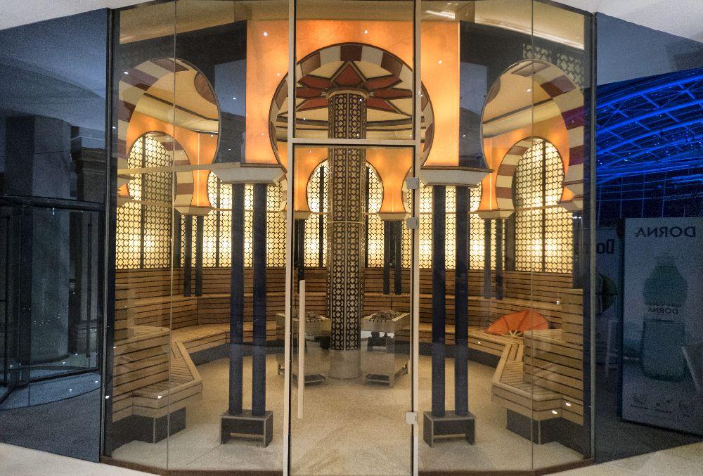 adelaparvu.com despre Therme Bucuresti, zona saunelor Elysium (30)