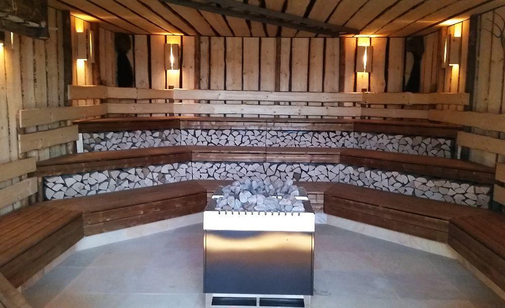 adelaparvu.com despre Therme Bucuresti, zona saunelor Elysium (6)