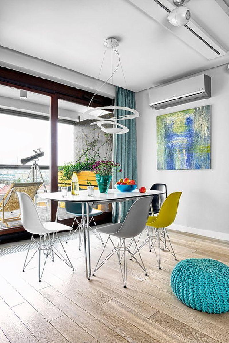 adelaparvu.com despre amenajare apartament 3 camere, 84 mp, Polonia, design interior Wegielek Studio (14)