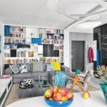 adelaparvu.com despre amenajare apartament 3 camere, 84 mp, Polonia, design interior Wegielek Studio (18)
