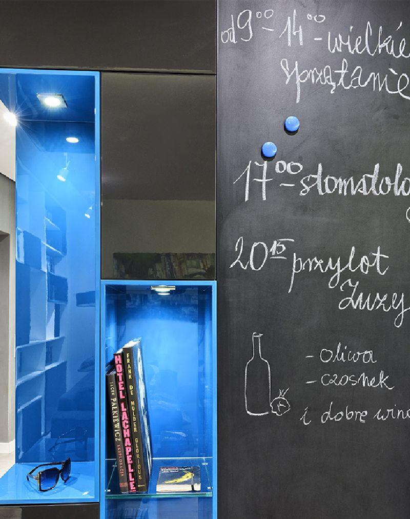 adelaparvu.com despre amenajare apartament 3 camere, 84 mp, Polonia, design interior Wegielek Studio (6)