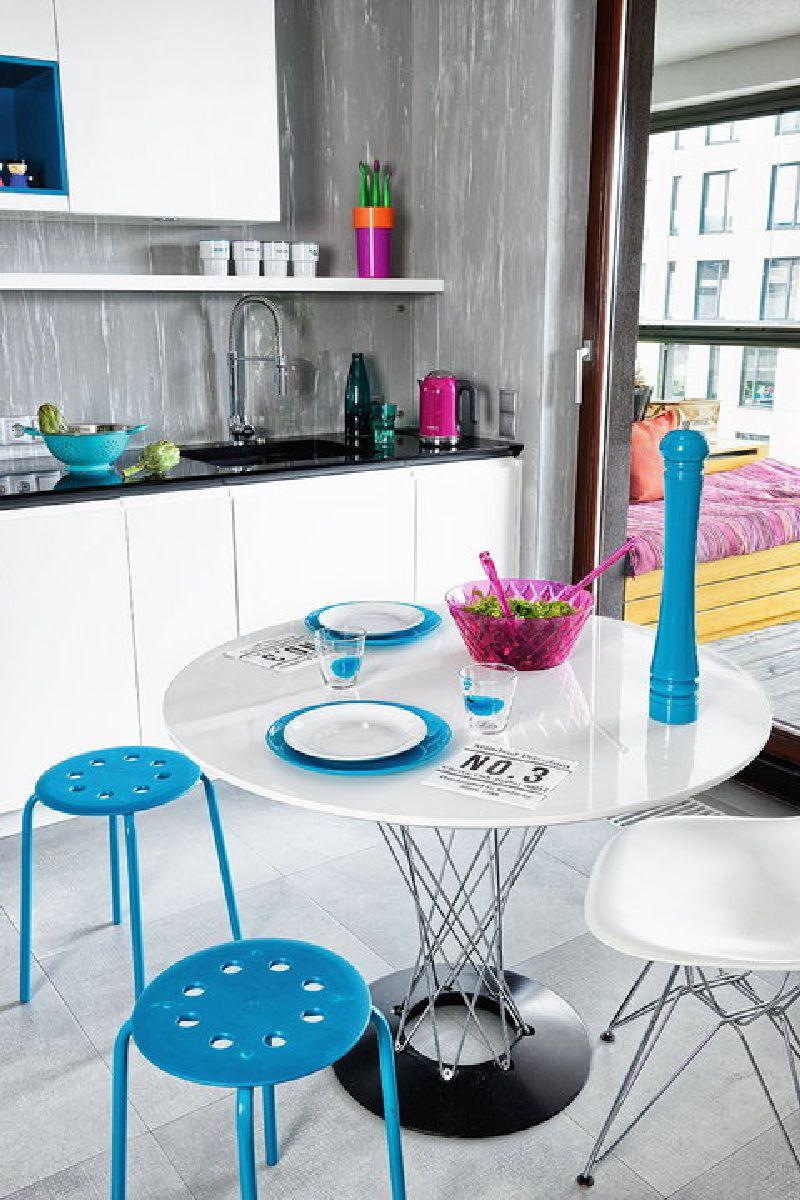 adelaparvu.com despre amenajare apartament 3 camere, 84 mp, Polonia, design interior Wegielek Studio (7)