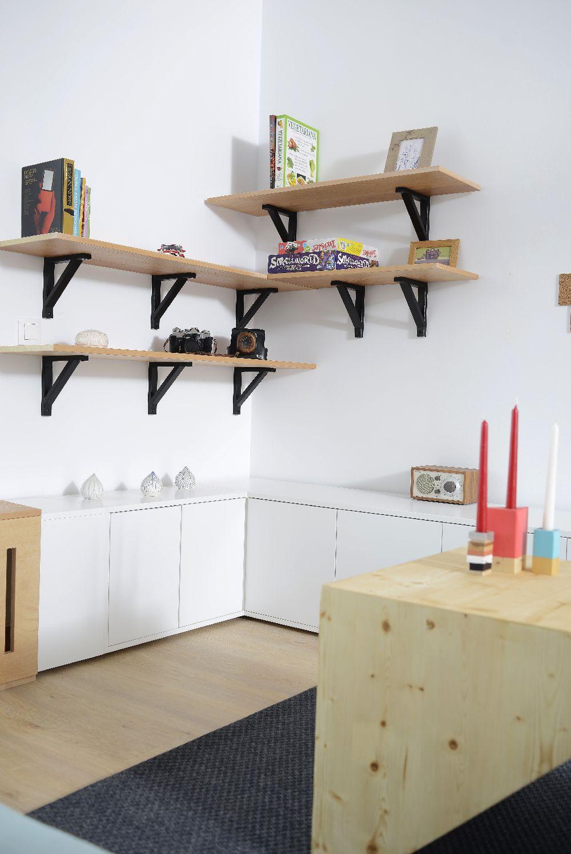 adelaparvu.com despre amenajare apartament 4 camere The Park, designeri Mihnea Ghildus si Marilena Popa (16)