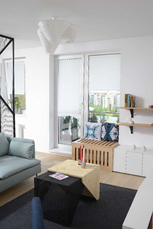 adelaparvu.com despre amenajare apartament 4 camere The Park, designeri Mihnea Ghildus si Marilena Popa (18)