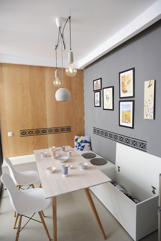 adelaparvu.com despre amenajare apartament 4 camere The Park, designeri Mihnea Ghildus si Marilena Popa (21)