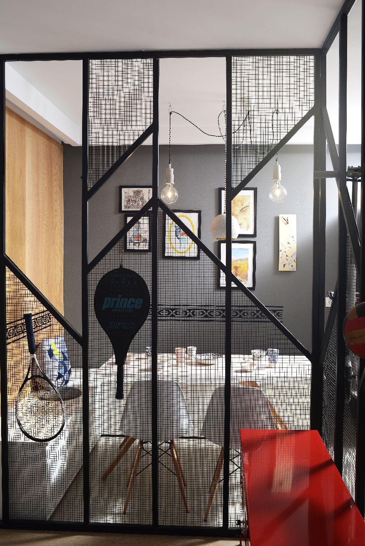 adelaparvu.com despre amenajare apartament 4 camere The Park, designeri Mihnea Ghildus si Marilena Popa (24)