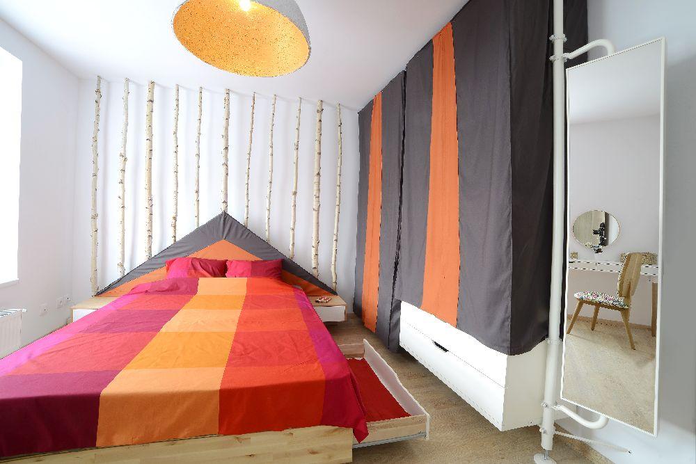 adelaparvu.com despre amenajare apartament 4 camere The Park, designeri Mihnea Ghildus si Marilena Popa (36)