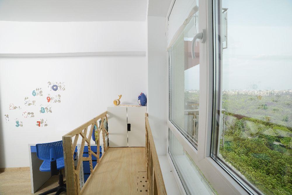 adelaparvu.com despre amenajare apartament 4 camere The Park, designeri Mihnea Ghildus si Marilena Popa (41)