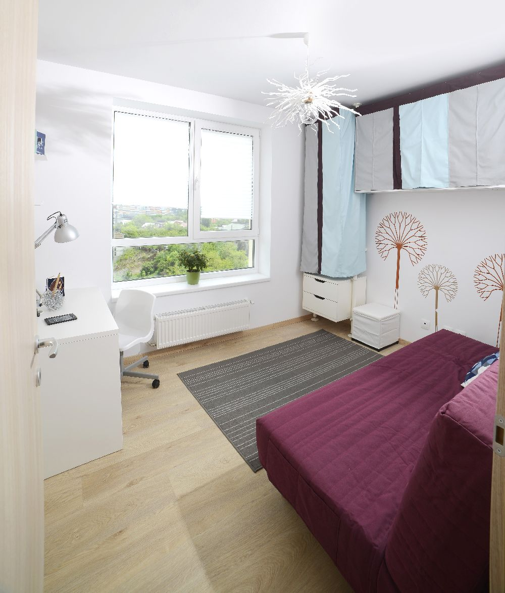 adelaparvu.com despre amenajare apartament 4 camere The Park, designeri Mihnea Ghildus si Marilena Popa (50)
