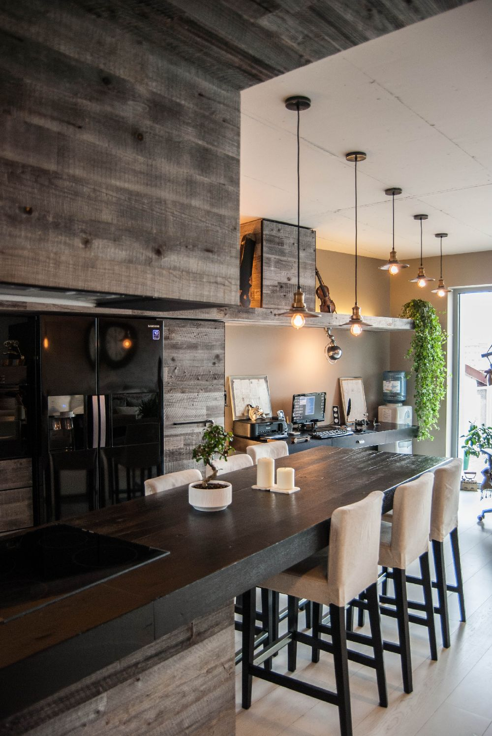 adelaparvu.com despre amenajare apartament cu lemn masiv, design interior arh Ciprian Manda, Foto Aliona Danielescu, Niculae Stoleriu (11)
