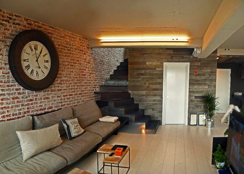 adelaparvu.com despre amenajare apartament cu lemn masiv, design interior arh Ciprian Manda, Foto Aliona Danielescu, Niculae Stoleriu (5)