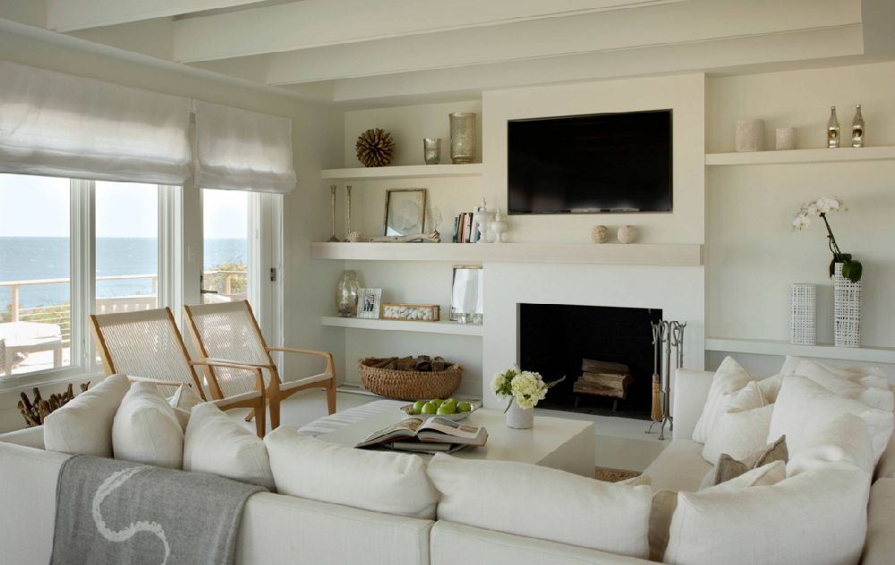 Foto Martha's Vineyard Interior Design