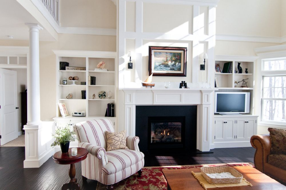 Foto Traditional Cabinetry