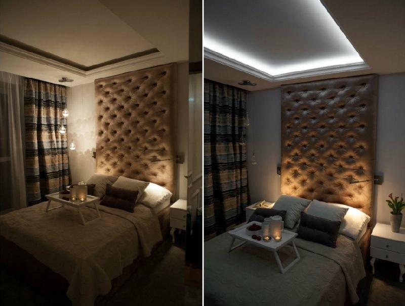 adelaparvu.com despre apartament de 2 camere, 46 mp, Polonia, arhitect Arkadiusz Grzedzicki (12)