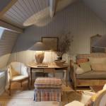 adelaparvu.com despre apartament la mansarda in stil rustic, Bruges, Apartment Dijver (16)