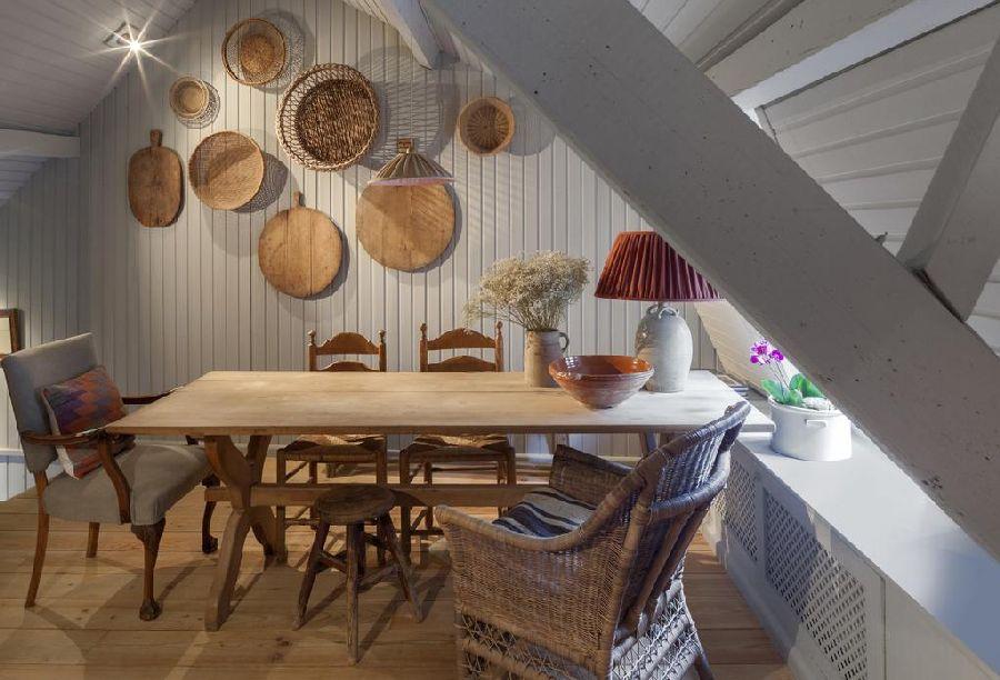 adelaparvu.com despre apartament la mansarda in stil rustic, Bruges, Apartment Dijver (17)